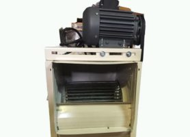 Centrifugal Exhaust Fan with Motor & Pulley
