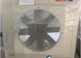 Axial Ventilation Fan for Factories